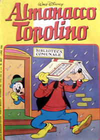 Cover Thumbnail for Almanacco Topolino (Arnoldo Mondadori Editore, 1957 series) #287