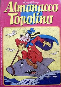 Cover Thumbnail for Almanacco Topolino (Arnoldo Mondadori Editore, 1957 series) #295