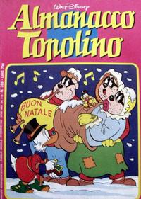 Cover Thumbnail for Almanacco Topolino (Arnoldo Mondadori Editore, 1957 series) #288