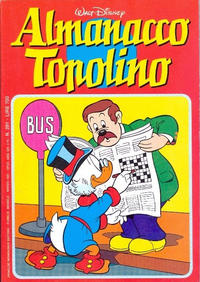 Cover Thumbnail for Almanacco Topolino (Arnoldo Mondadori Editore, 1957 series) #291