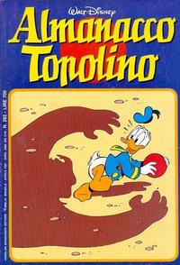 Cover Thumbnail for Almanacco Topolino (Arnoldo Mondadori Editore, 1957 series) #292