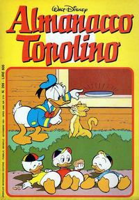 Cover Thumbnail for Almanacco Topolino (Arnoldo Mondadori Editore, 1957 series) #299