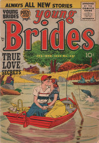 Cover Thumbnail for Young Brides (Prize, 1952 series) #v3#5 (23)