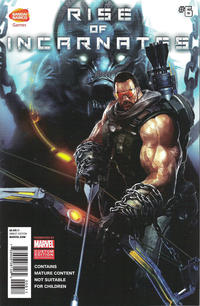 Cover Thumbnail for Rise of Incarnates (Marvel, 2014 series) #6