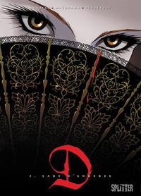 Cover Thumbnail for D (Splitter Verlag, 2010 series) #2 - Lady d'Angeres
