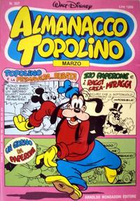 Cover Thumbnail for Almanacco Topolino (Arnoldo Mondadori Editore, 1957 series) #327
