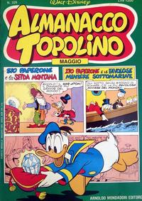 Cover Thumbnail for Almanacco Topolino (Arnoldo Mondadori Editore, 1957 series) #329