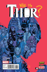 Cover Thumbnail for Thor (Marvel, 2014 series) #6