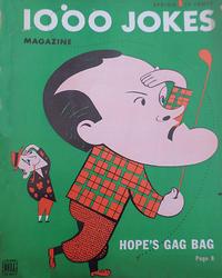 Cover Thumbnail for 1000 Jokes (Dell, 1939 series) #62