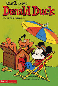Cover Thumbnail for Donald Duck (Geïllustreerde Pers, 1952 series) #30/1964