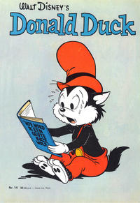 Cover Thumbnail for Donald Duck (Oberon, 1972 series) #14/1973