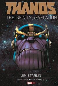 Cover Thumbnail for Thanos: The Infinity Revelation (Marvel, 2014 series)