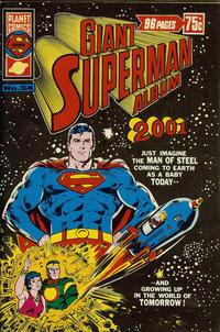 Cover Thumbnail for Giant Superman Album (K. G. Murray, 1963 ? series) #34