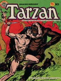 Cover Thumbnail for Edgar Rice Burroughs' Tarzan (K. G. Murray, 1980 series) #4