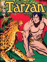Cover Thumbnail for Edgar Rice Burroughs' Tarzan (K. G. Murray, 1980 series) #12