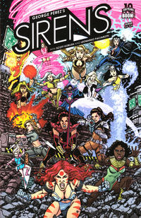 Cover Thumbnail for George Pérez's Sirens (Boom! Studios, 2014 series) #3