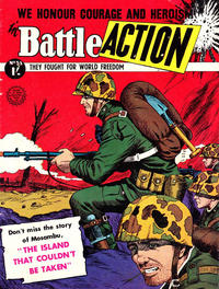 Cover Thumbnail for Battle Action (Horwitz, 1954 ? series) #53