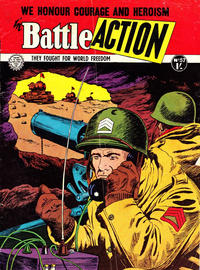 Cover Thumbnail for Battle Action (Horwitz, 1954 ? series) #57