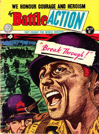 Cover Thumbnail for Battle Action (Horwitz, 1954 ? series) #59