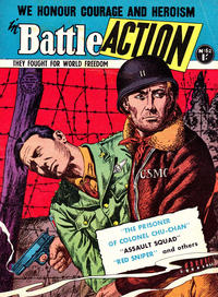 Cover Thumbnail for Battle Action (Horwitz, 1954 ? series) #62