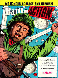 Cover Thumbnail for Battle Action (Horwitz, 1954 ? series) #70