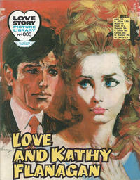 Cover Thumbnail for Love Story Picture Library (IPC, 1952 series) #803