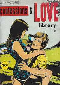 Cover Thumbnail for Confessions & Love Library (Yaffa / Page, 1973 ? series) #12