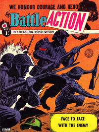 Cover Thumbnail for Battle Action (Horwitz, 1954 ? series) #73