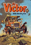 Cover for The Victor Book for Boys (D.C. Thomson, 1965 series) #1978