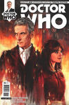 Cover for Doctor Who: The Twelfth Doctor (Titan, 2014 series) #5