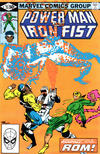 Cover for Power Man and Iron Fist (Marvel, 1981 series) #73 [Direct]