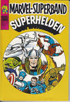Cover for Marvel-Superband Superhelden (BSV - Williams, 1975 series) #33