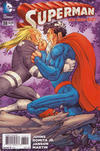 Cover for Superman (DC, 2011 series) #38