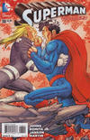 Cover for Superman (DC, 2011 series) #38 [2nd Printing Variant]