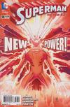 Cover for Superman (DC, 2011 series) #38 [1:100 John Romita Jr. Cover Variant]