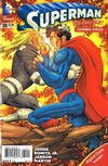 Cover for Superman (DC, 2011 series) #38 [Combo-Pack Variant]