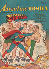 Cover for Adventure Comics Featuring Superboy (K. G. Murray, 1949 ? series) #4