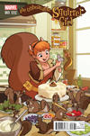 Cover Thumbnail for The Unbeatable Squirrel Girl (2015 series) #3 [Variant Edition - Women of Marvel - Gurihiru Cover]