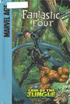 Cover for Fantastic Four Set II (ABDO Publishing, 2008 series) #[3] - Law of the Jungle