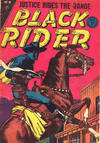 Cover for Black Rider (Horwitz, 1954 series) #18