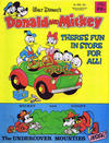 Cover for Donald and Mickey (IPC, 1972 series) #56 [Overseas Edition]