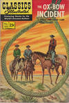 Cover for Classics Illustrated (Gilberton, 1947 series) #125 [HRN 169] - The Ox-Bow Incident [25¢]
