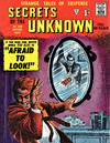 Cover for Secrets of the Unknown (Alan Class, 1962 series) #3