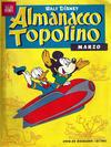 Cover for Almanacco Topolino (Arnoldo Mondadori Editore, 1957 series) #39