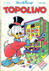 Cover for Topolino (Disney Italia, 1988 series) #1818