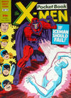 Cover for X-Men Pocketbook (Marvel UK, 1981 series) #19