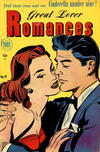 Cover for Great Lover Romances (Superior Publishers Limited, 1952 series) #19