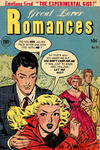 Cover for Great Lover Romances (Superior Publishers Limited, 1952 series) #20