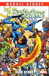 Cover for Marvel Héroes (Panini España, 2012 series) #59 - Los 4 Fantásticos de John Byrne 1