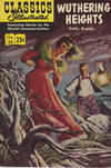 Cover for Classics Illustrated (Gilberton, 1947 series) #59 [HRN 169] - Wuthering Heights [25¢]